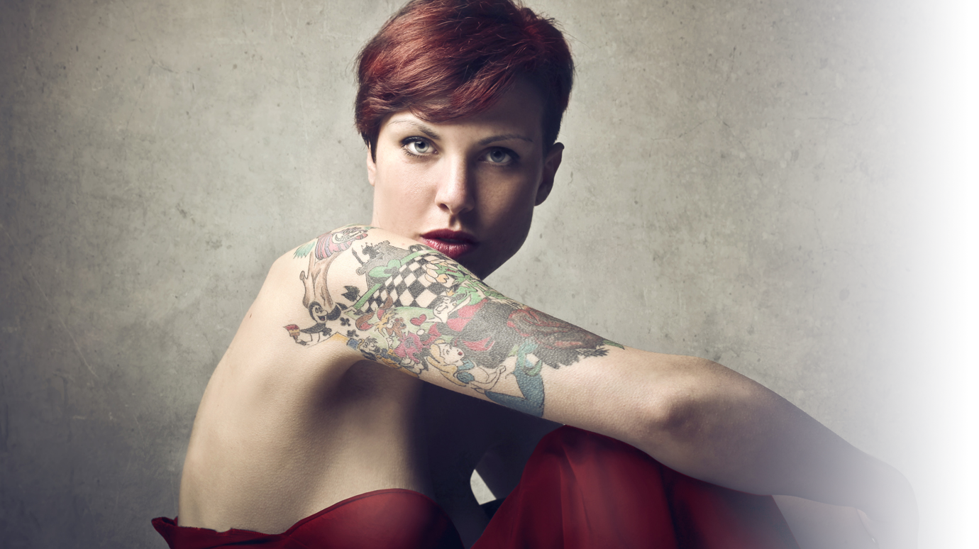 Faster laser tattoo removal treatment may get rid of tough